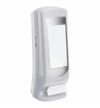 Диспенсер для салфеток Tork Xpressnap N4 272213, настольный, на 1100шт, серый