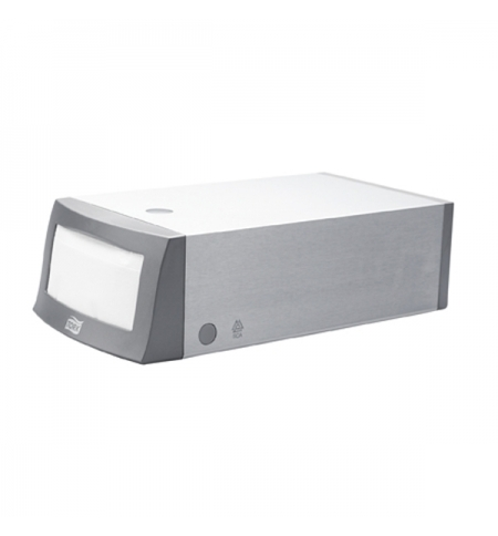 фото: Диспенсер для салфеток Tork Counterfold N1 271600, настольный, на 300шт, серый