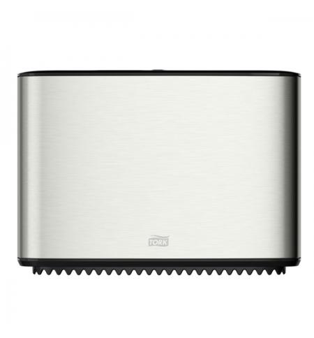 фото: Диспенсер для туалетной бумаги в рулонах Tork Image Design T2 460006, мини, металлик