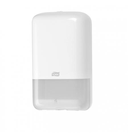 фото: Диспенсер для туалетной бумаги листовой Tork Elevation T3 556000, белый