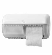 Диспенсер для туалетной бумаги в рулонах Tork Elevation T4 557000, белый