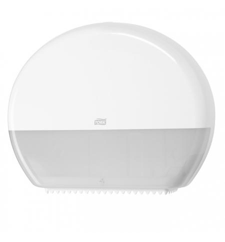 фото: Диспенсер для туалетной бумаги в рулонах Tork Elevation T1 554000, белый
