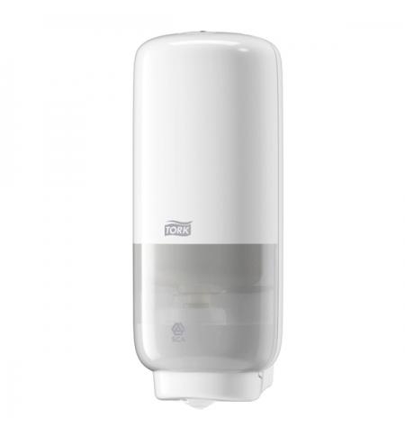 фото: Диспенсер для мыла в картриджах Tork Elevation S4 561600, сенсорный, белый