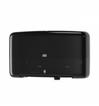 Диспенсер для туалетной бумаги в рулонах Tork Elevation T2 555508, мини, черный