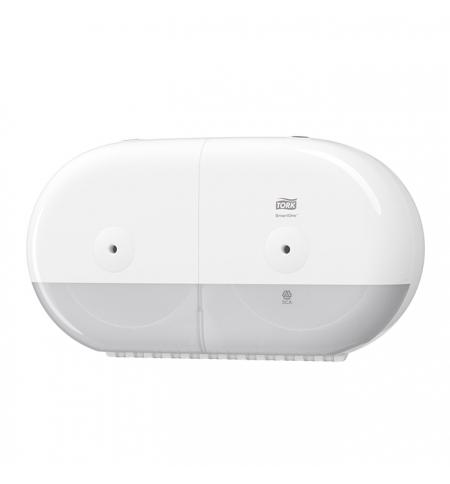 фото: Диспенсер для туалетной бумаги в рулонах Tork Elevation T9 682000, с центральной вытяжкой, белый