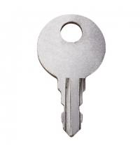 Ключ для диспенсеров Tork Wave T8/T9/S34 470068, металл, к металлическим замкам