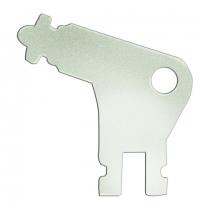 Ключ для диспенсеров Tork Wave Н12/Н13/S33 470092, металл, к электронным диспенсерам
