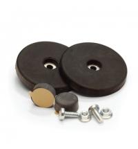 Крепление настенное для диспенсера Tork Performance W4 206540, магнитное, d 60 мм, 10шт, черные