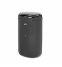 Ведро для мусора Tork Elevation B3 564008, с крышкой, 5л, черное
