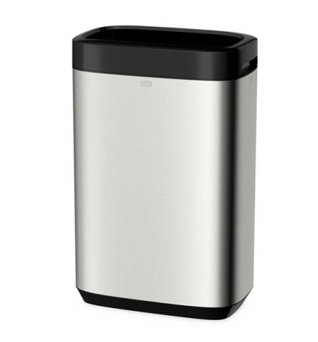 фото: Контейнер для мусора Tork Image Design B1 460011, 50л, матовый металлик