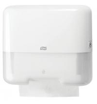 Диспенсер для полотенец листовых Tork Elevation H3 553100, мини, белый