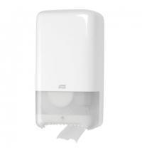 Диспенсер для туалетной бумаги в рулонах Tork Elevation T6 557500, миди, белый