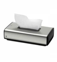 фото: Диспенсер для косметических салфеток Tork Image Design F1 460013, металлик