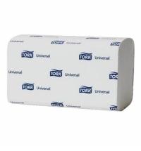 фото: Бумажные полотенца Tork Advanced H2 120288, листовые, 136шт, 2 слоя, белые