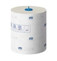 Бумажные полотенца Tork Advanced H1 120067, в рулоне, 150м, 2 слоя, белые