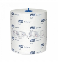 Бумажные полотенца Tork Universal H1 290059, в рулоне, 280м, 1 слой, белые