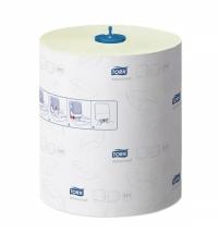 Бумажные полотенца Tork Advanced H1 290076, в рулоне, 150м, 2 слоя, зеленые