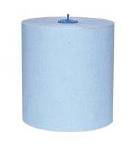Бумажные полотенца Tork Advanced H1 290068, в рулоне, 150м, 2 слоя, синие