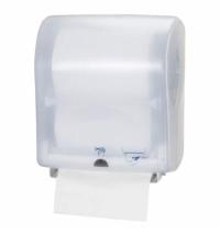 фото: Диспенсер для полотенец в рулонах Tork EnMotion H13 471172, сенсорный, белый