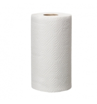 фото: Бумажные полотенца Tork Advanced для кухни 473498, в рулоне, 20,4м, 2 слоя, белые, 4 рулона