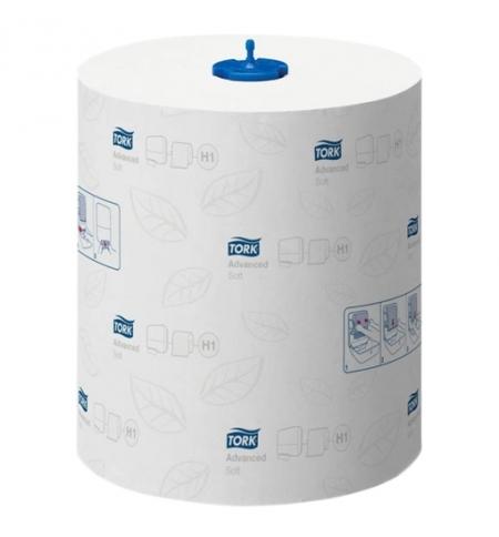 фото: Бумажные полотенца Tork Advanced H1 290067, в рулоне, 150м, 2 слоя, белые