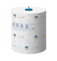 Бумажные полотенца Tork Premium H1 290016, в рулоне, 100м, 2 слоя, белые