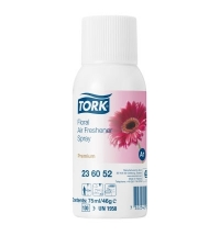 Освежитель воздуха Tork Premium A1 75мл, запасной картридж, 236052, с цветочным ароматом
