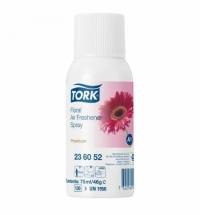Освежитель воздуха Tork Premium A1 236052, с цветочным ароматом, 75мл, запасной картридж