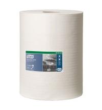Протирочный материал Tork Premium W1/W2/W3 510137, общего назначения, в рулоне, 152м, 1 слой, белый