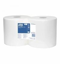 Протирочная бумага Tork Universal W1/W2 509253, в рулоне, 264м, 2 слоя, белая