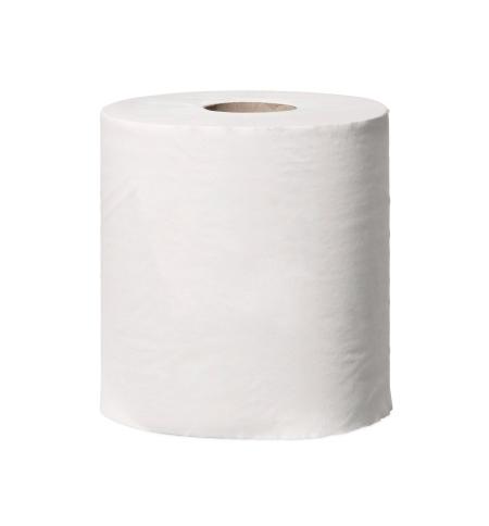 фото: Протирочная бумага Tork Reflex M4 473472, в рулоне с центральной вытяжкой, 151м, 2 слоя, белая