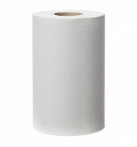 Протирочная бумага Tork Reflex M3 473246, в рулоне с центральной вытяжкой, 121м, 1 слой, белая