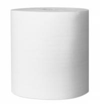 Протирочная бумага Tork Reflex M4 473412, в рулоне с центральной вытяжкой, 113м, 1 слой, белая