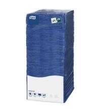 Салфетки сервировочные Tork Universal синие 25х25см, 1 слой, 500шт, 478667