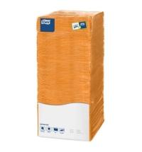 Салфетки сервировочные Tork Universal оранжевые 25х25см, 1 слой, 500шт, 470117