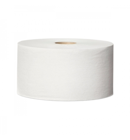 фото: Туалетная бумага Tork Universal T2 120197, в рулоне, 200м, 1 слой, белая
