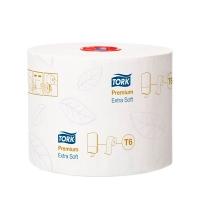 Туалетная бумага Tork Premium T6 127510, в рулоне, 70м, 3 слоя, белая