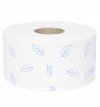 Туалетная бумага Tork Premium T2 110255, в рулоне, 120м, 3 слоя, белая