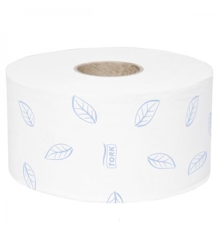 фото: Туалетная бумага Tork Premium T2 110255, в рулоне, 120м, 3 слоя, белая
