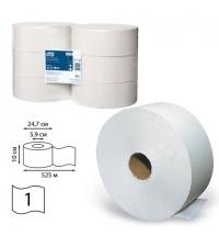 Туалетная бумага Tork Universal T1 120195, в рулоне, 525м, 1 слой, белая