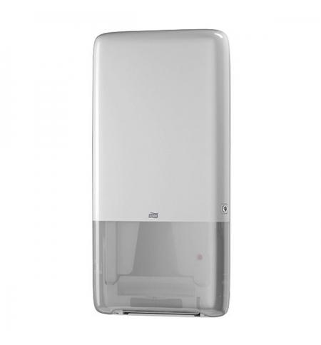 фото: Диспенсер для полотенец листовых Tork PeakServe Н5, 552500-01, с непрерывной подачей, белый
