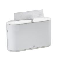 Диспенсер для полотенец листовых Tork Elevation H2 552200, настольный, белый