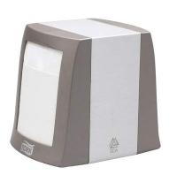 Диспенсер для салфеток Tork Fastfold N2 271800, настольный, на 90шт, серый